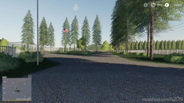 American Flatlands V1.1 for Farming Simulator 19