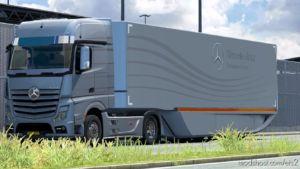 MB Aerodynamic Trailer V14.05.20 [1.37.X] for Euro Truck Simulator 2