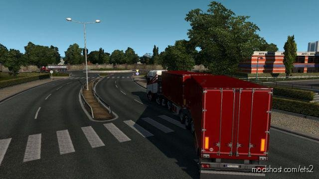 Mini B-Double 3Pack MP for Euro Truck Simulator 2