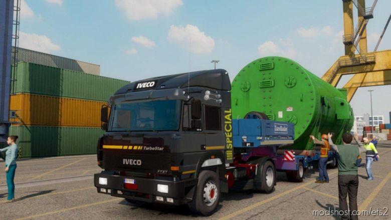 Renault Range T Etiket [1.37] for Euro Truck Simulator 2