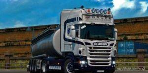 Skin For Scania RJL – Broda Transport for Euro Truck Simulator 2