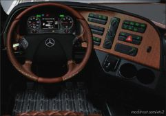 Mercedes Actros 2009 Interior V1.2 for Euro Truck Simulator 2