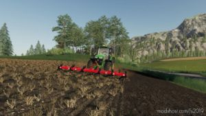 Lizard 6M Cultivator for Farming Simulator 19