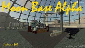 Moon Base Alpha for Farming Simulator 19