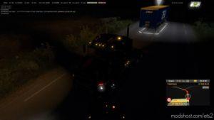 Reverse Lights [1.37] for Euro Truck Simulator 2