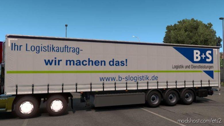 Skinpack Of Real Companies [1.37] for Euro Truck Simulator 2