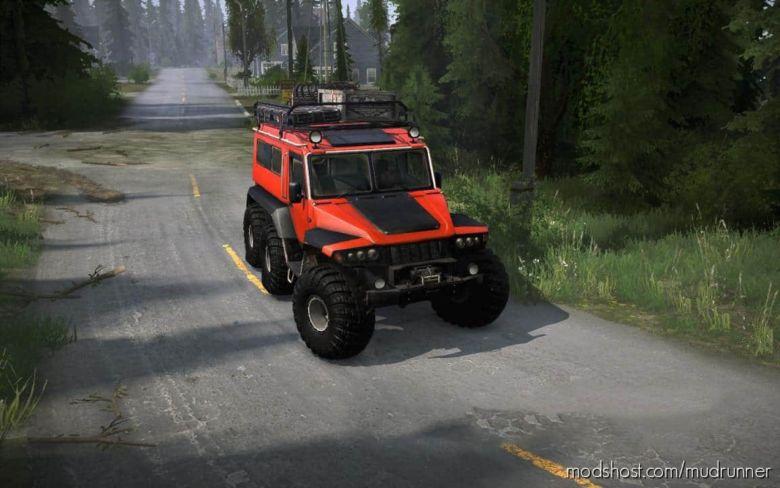 Trekol Mod for MudRunner