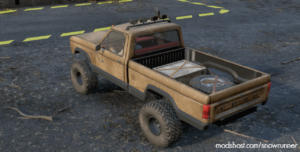 [IR] 1983 Ford Ranger V1.0.2 for SnowRunner