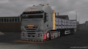 Iveco Hi-Way Custom Edit [1.37] for Euro Truck Simulator 2