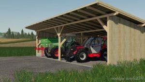 Shelter for Farming Simulator 19