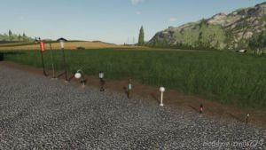 Simple Farmlamp Pack for Farming Simulator 19