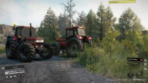 Case IH 1455XL Reload Version for SnowRunner