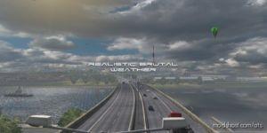 Realistic Brutal Weather V2.0 for American Truck Simulator