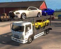 Isuzu NPR [1.35 – 1.37] for American Truck Simulator