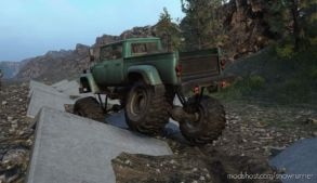 Monstar 1700 Truck V1.2 for SnowRunner