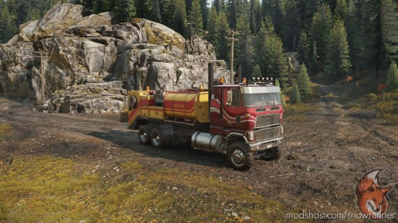 Foxx's Trucks Pack [WIP] V1.0.5 for SnowRunner