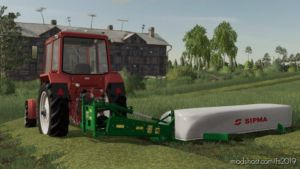 Sipma Preria KD 2400 for Farming Simulator 19