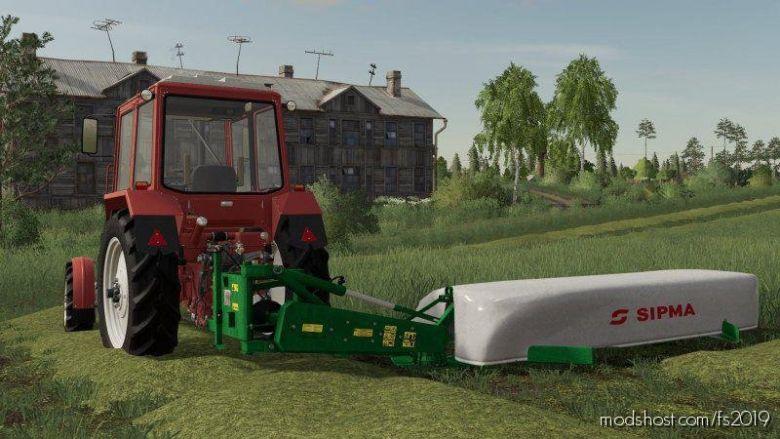 Sipma Preria KD 2400 for Farming Simulator 19