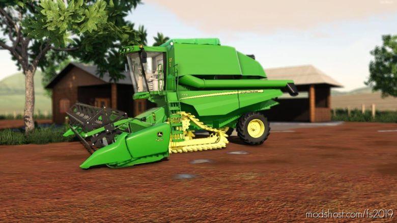 John Deere S440 for Farming Simulator 19