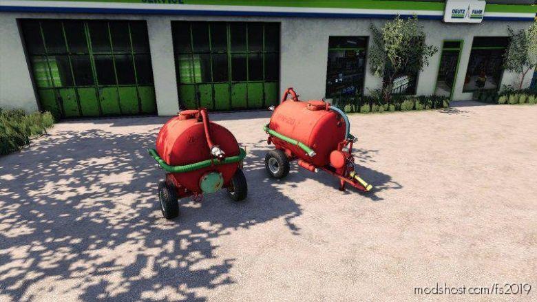 Meprozet PN20 for Farming Simulator 19
