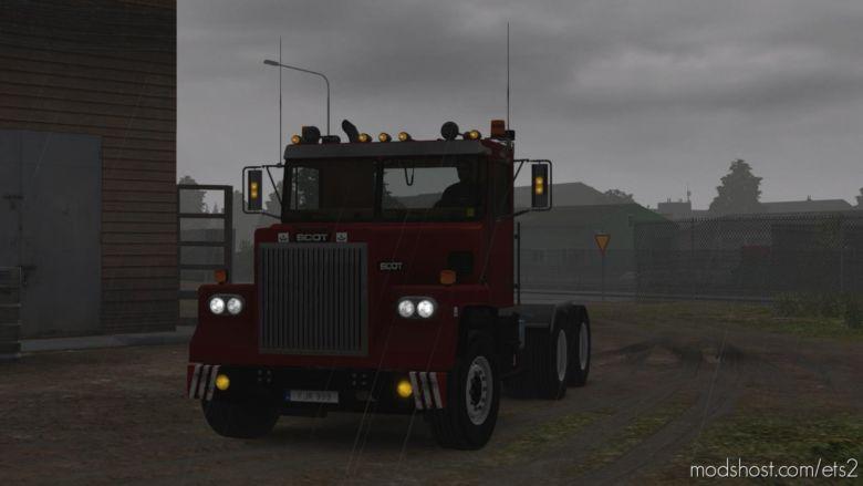 Scot A2HD V1.0.9 [1.37] for Euro Truck Simulator 2