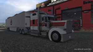 Swtc Company Garage for American Truck Simulator