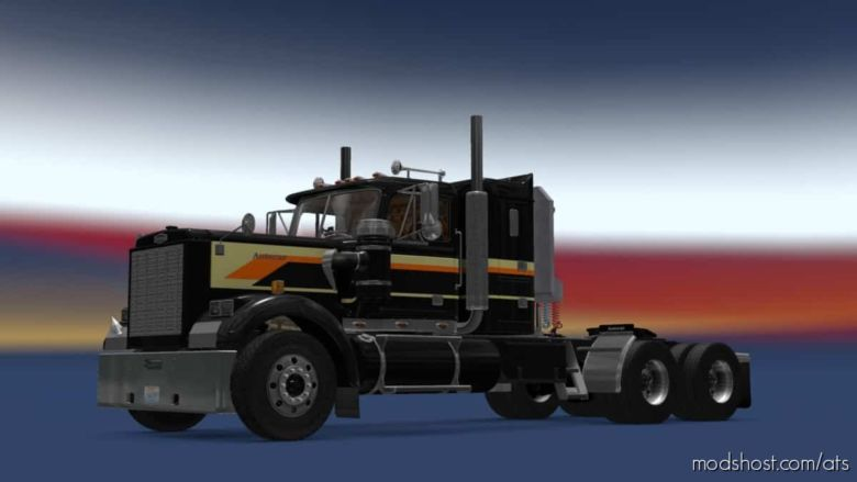 Autocar AT V1.1 Truck for American Truck Simulator