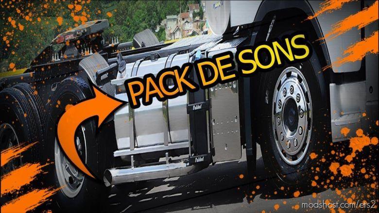 Pack Of Sound Engine V1.8 for Euro Truck Simulator 2