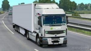 Renault Premium Reworked V4.8 [Schumi] [1.37] for Euro Truck Simulator 2