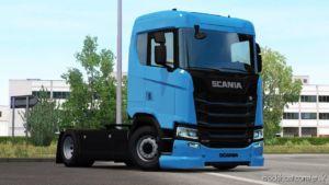 Scania NEW GEN Spoilers [1.37.X] for Euro Truck Simulator 2