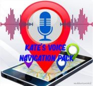 Kate's Voice Navigation Pack for Euro Truck Simulator 2