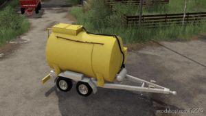 Lizard Fuel Tank for Farming Simulator 19