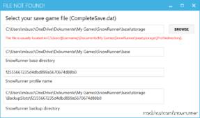 Snowrunner-Tool V1.0.3.0 for SnowRunner