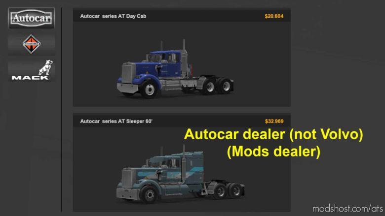 Autocar AT Fixes V1.1 for American Truck Simulator