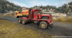Rear Crane And NEW Vehicle Add-Ons V1.1.5 for SnowRunner