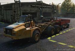 CAT 745C – Articulated Truck V1.1 for SnowRunner