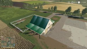 Medal Roof Texture for Farming Simulator 19