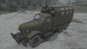 """ZIL-157 """"Babai"""" Truck V16.05.20 for MudRunner"""