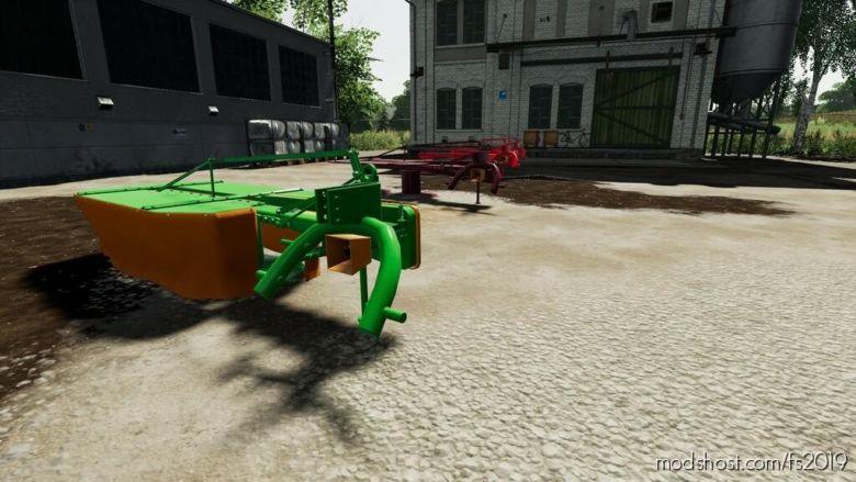 Lizard Z-173 for Farming Simulator 19