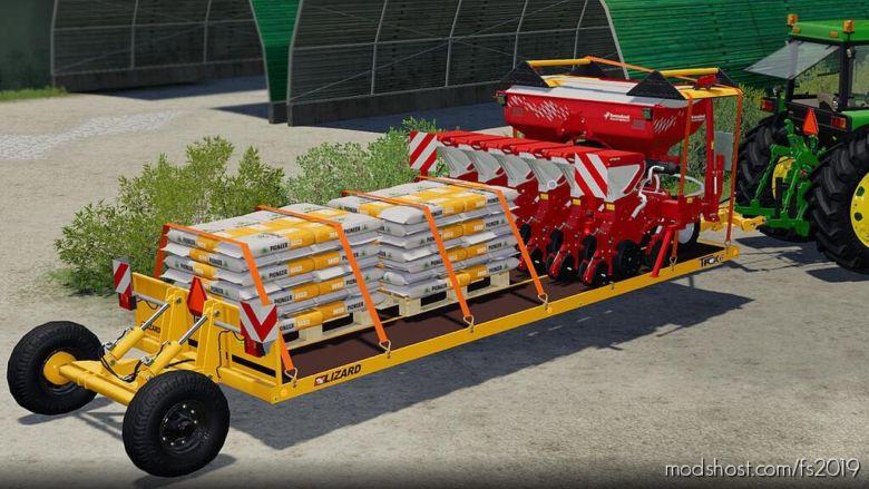 Lizard Trex6 for Farming Simulator 19