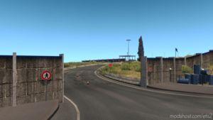 Promods V2.46 Addon: Israel – Lebanon Open Border V3.0 for Euro Truck Simulator 2