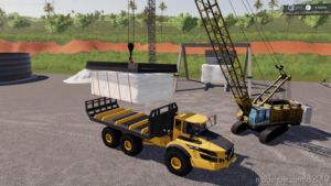 Marble Traverse For Crane V0.5 for Farming Simulator 19