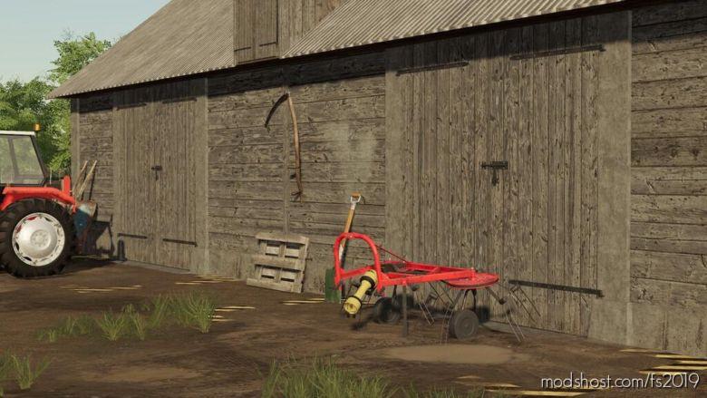 Lizard Z525 for Farming Simulator 19