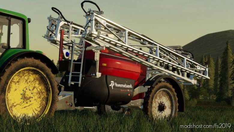 Kverneland Ixtrack T4 for Farming Simulator 19