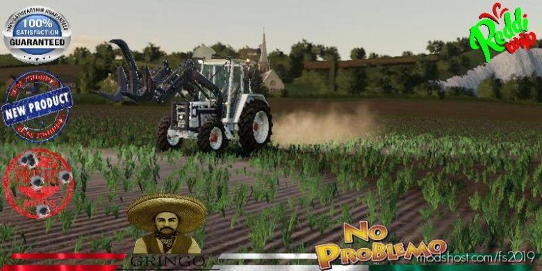 Legend Tractor V1.5 for Farming Simulator 19