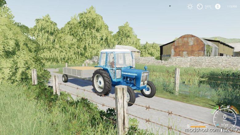 Ford 3600 European WIP for Farming Simulator 19
