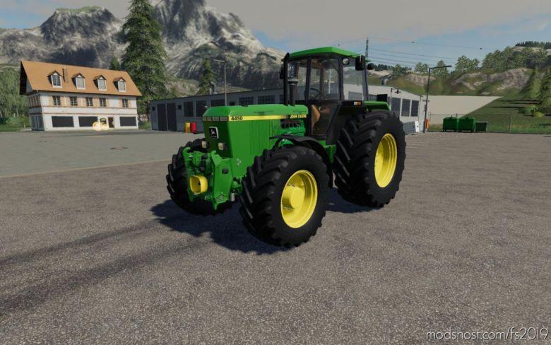 JD 4X50 for Farming Simulator 19