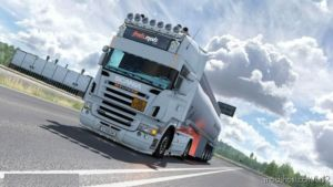 Scania R & Streamline 2012 By Fred V4.0.1 for Euro Truck Simulator 2
