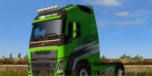 Hogan Skin Volvo FH16 2012 for Euro Truck Simulator 2