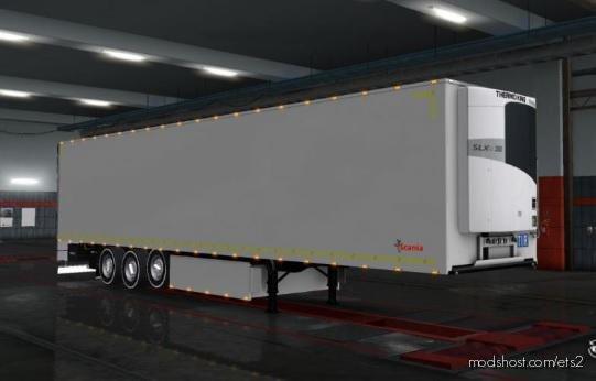 Kogel Frigofrik Trailers [1.37.X] for Euro Truck Simulator 2